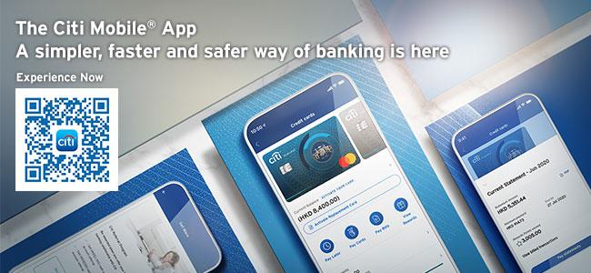 online banking citibank hong kong